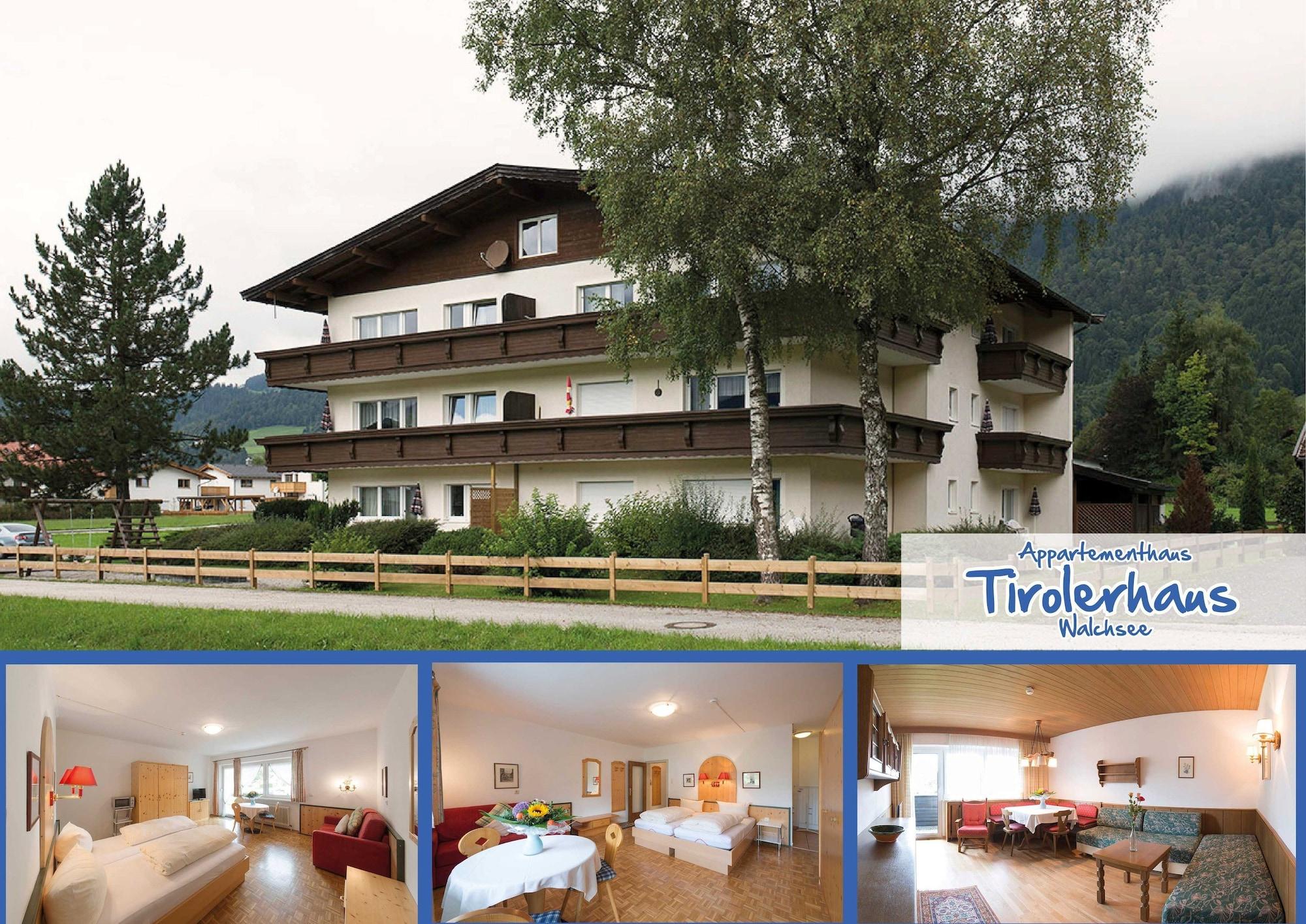 Tirolerhaus Walchsee, Kufstein