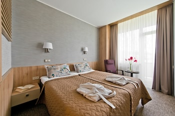 Standard Double Room (with Spa Access)