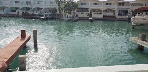 Villa 410D at Jolly Harbour,