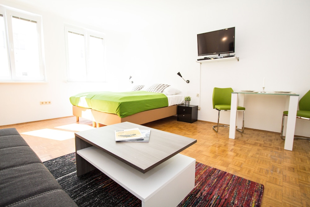 CheckVienna Apartment Jenullgasse