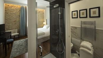 Hotel Villa Fanny - Bathroom  - #0