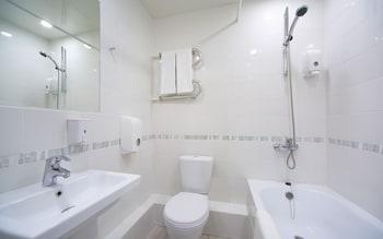 A Hotel Brno - Bathroom  - #0