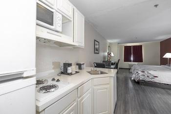 彭薩科拉納斯科里紅屋頂套房飯店 Red Roof Inn & Suites Pensacola - NAS Corry