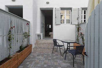 Porto Naoussa - Adults Only - Terrace/Patio  - #0