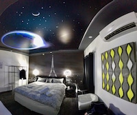 Deluxe Room, 1 King Bed, Private Bathroom at Amelia Boutique Hotel in Fortitude Valley