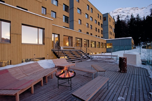 Youth Hostel St. Moritz,Muottas Muragl