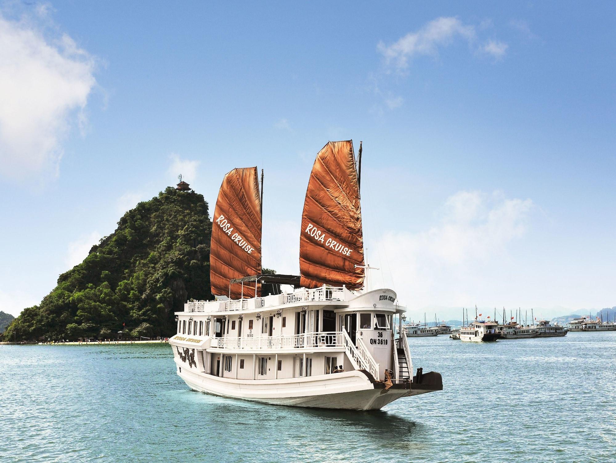 Rosa Cruise Halong, Hạ Long
