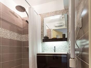 Bel Appartement vue Mer - Bathroom  - #0