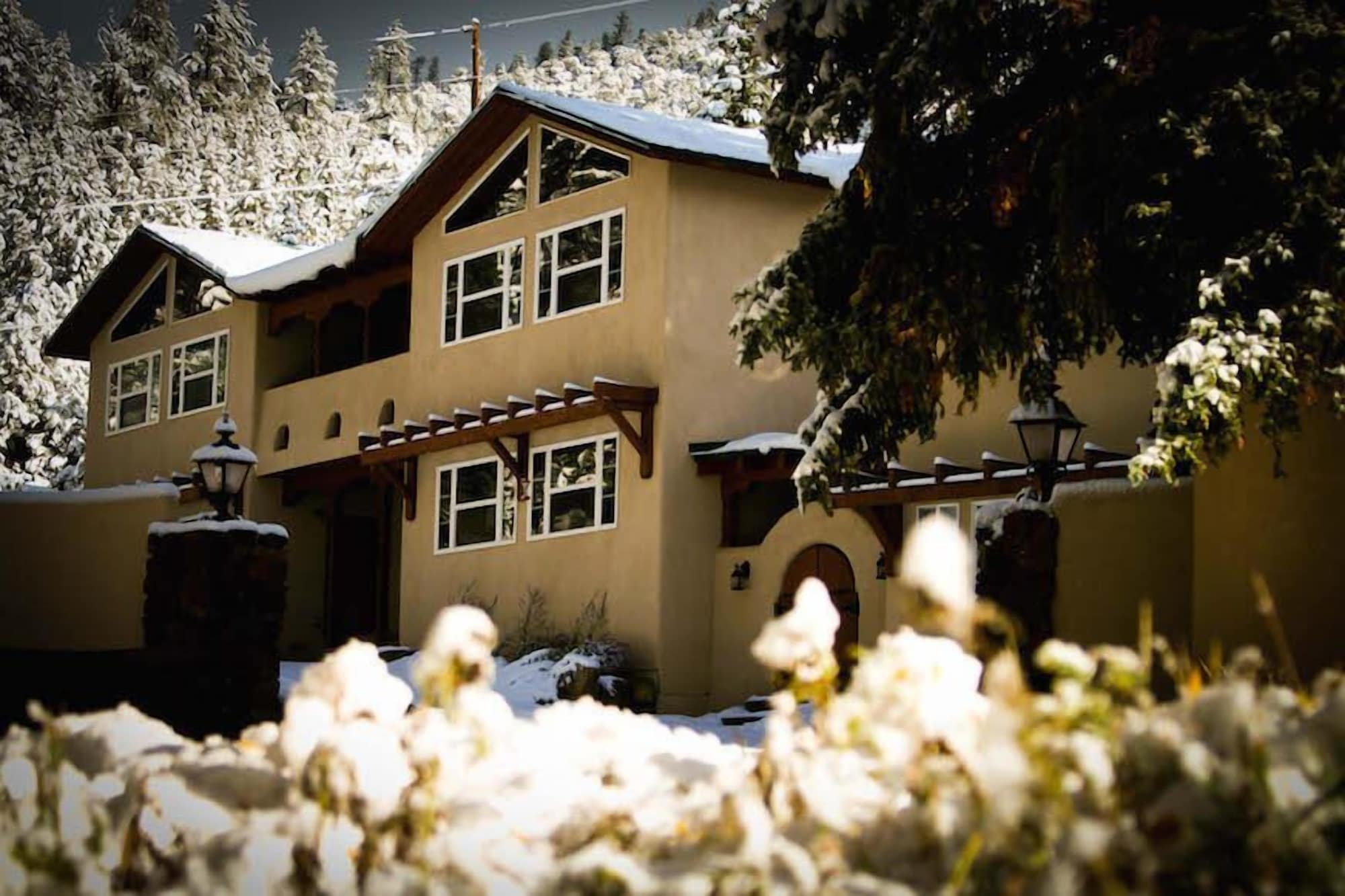 Shady Brook Inn and Resort, Taos
