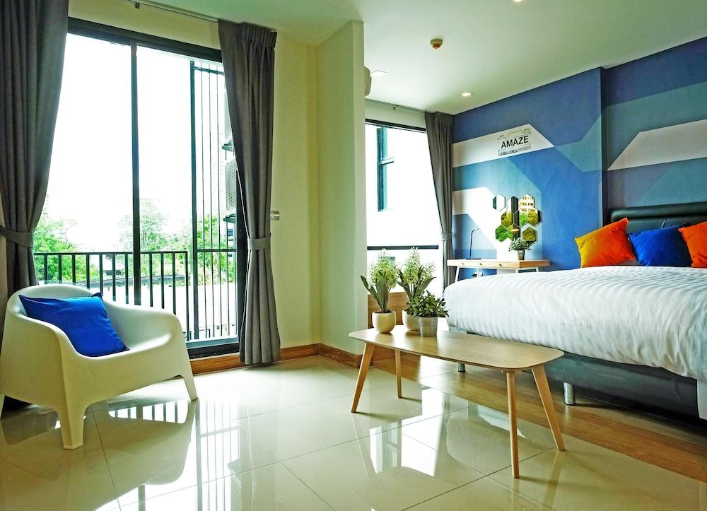ホテル アメイズ バンコク
