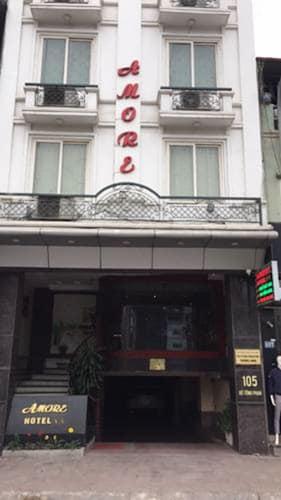 Amore Hotel, Thanh Xuân
