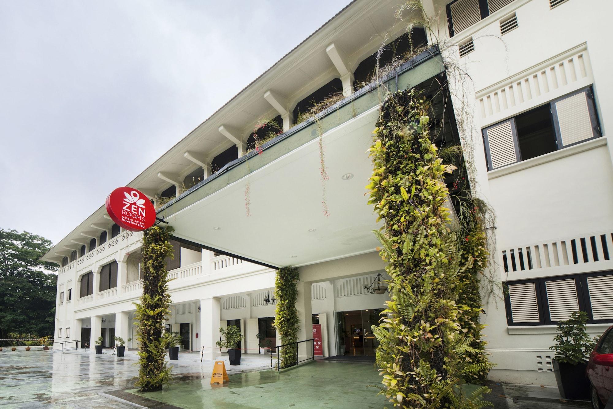 ZEN Rooms Changi Village, Changi
