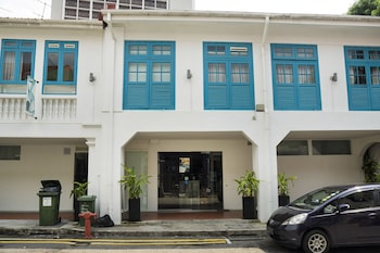 ZEN Rooms Arab Street - Hotel Front  - #0