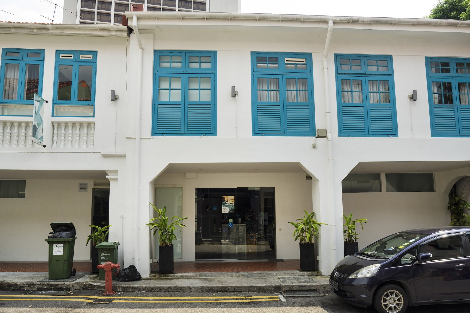 ZEN Rooms Arab Street, Rochor