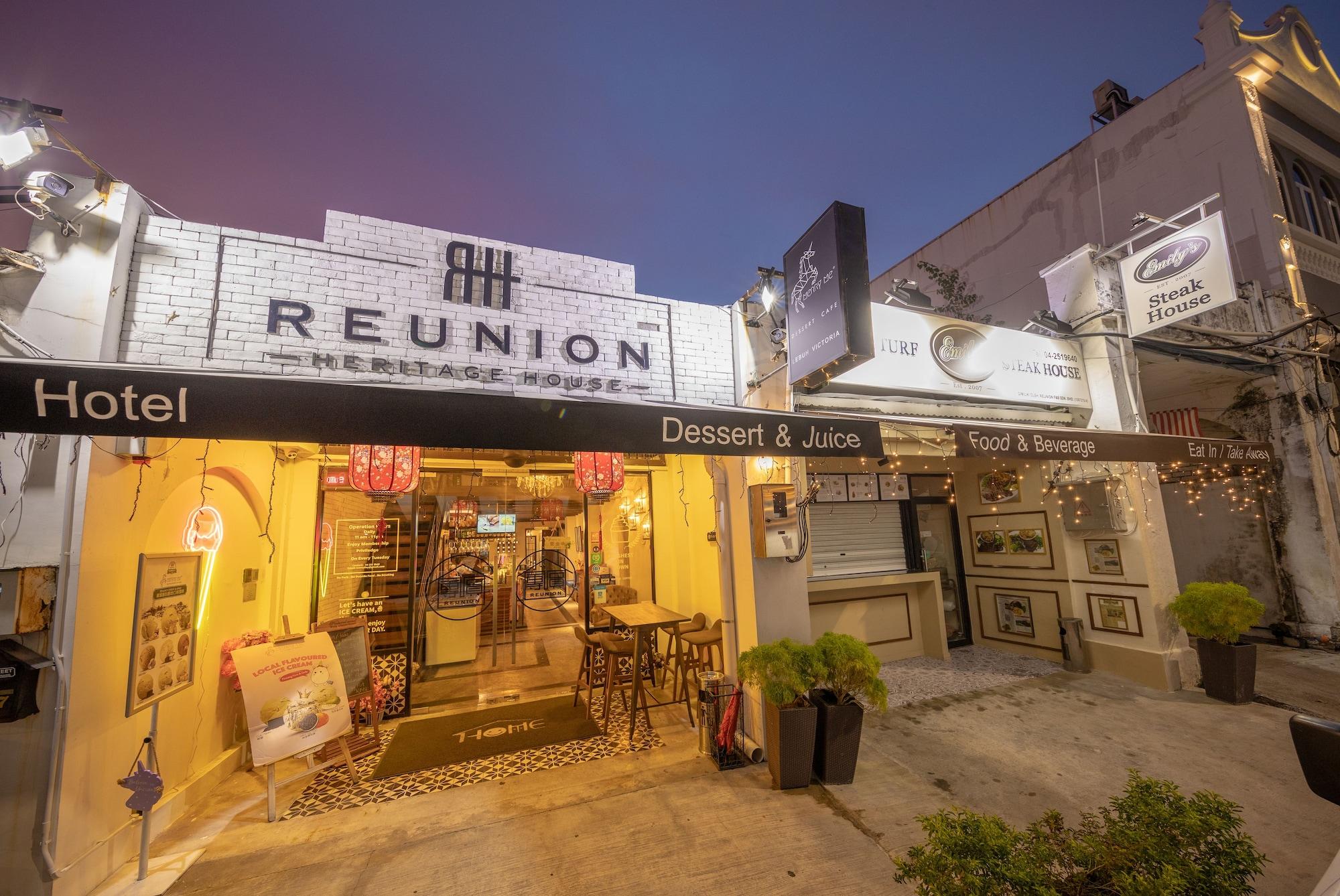 Reunion Heritage House, Pulau Penang
