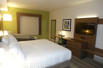 Standard Room, 1 Queen Bed, Accessible (Mobil Roll Shwr)