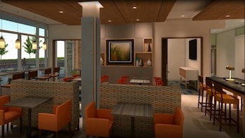 Holiday Inn Express & Suites Brentwood - Breakfast Area  - #0