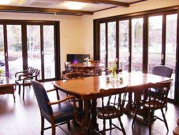 DEN'S INN - Hostel - Dining  - #0