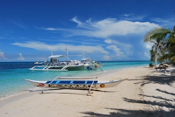 MALAPASCUA EXOTIC ISLAND DIVE AND BEACH RESORT View from Property