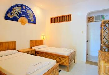 MALAPASCUA EXOTIC ISLAND DIVE AND BEACH RESORT Room