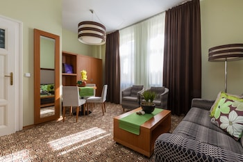 Executive Apartment (One Bedroom)