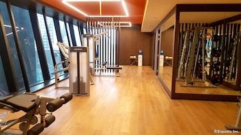I'M HOTEL Gym