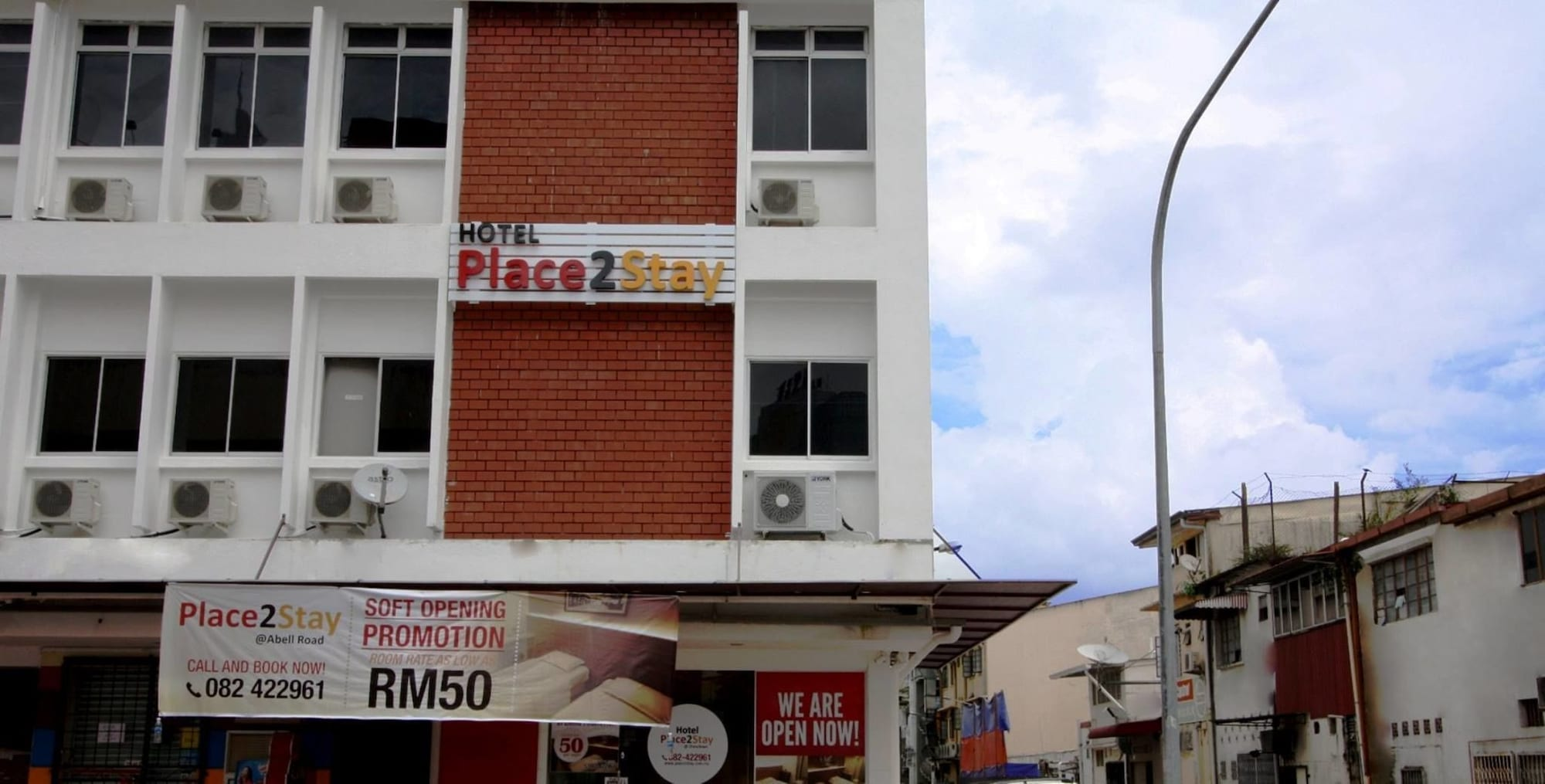 Place2Stay - Chinatown, Kuching