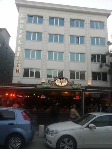 Hotel Ergen, Çankaya