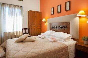 Tek Büyük Veya İki Ayrı Yataklı Oda, Deniz Manzaralı