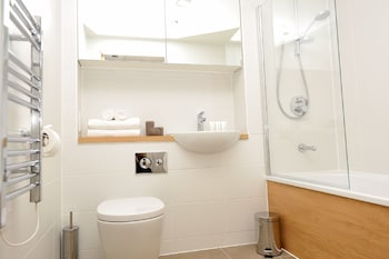 Select Serviced Accommodation - City Tower - Bathroom  - #0