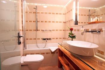 Romantik Hotel Sackmann - Bathroom  - #0