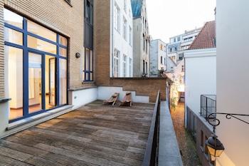 Sweet Inn Apartments Brasseurs - Terrace/Patio  - #0