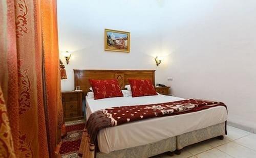 Hôtel Kerdada, Bou Saada