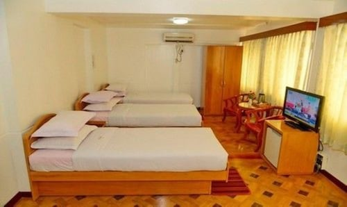 Lucky Hotel, Mandalay
