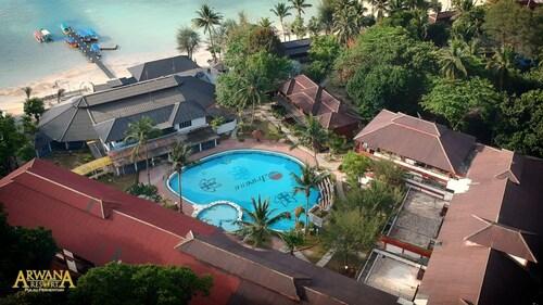 Arwana Perhentian Eco & Beach Resort, Besut