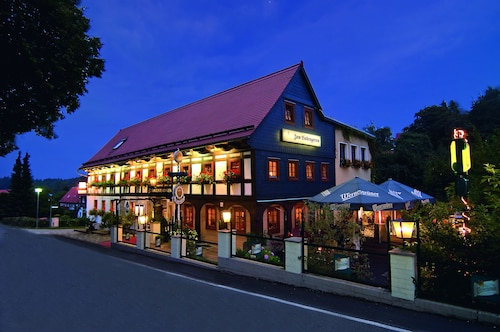 . Romantik Hotel Zum Lindengarten