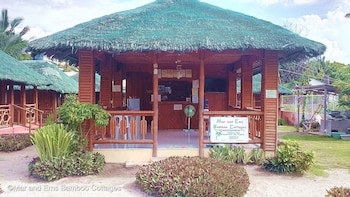 MAR AND EM'S BAMBOO COTTAGES Check-in/Check-out Kiosk