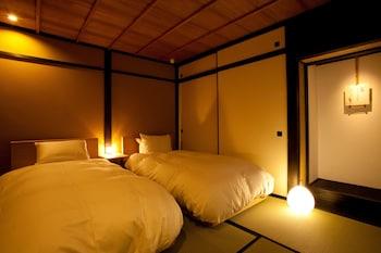 CAMPTON2 KYOTO NISHI-NO-TOIN Room