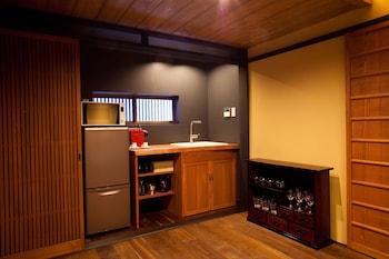 CAMPTON2 KYOTO NISHI-NO-TOIN Private Kitchenette