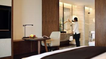 Deluxe Suite, 1 King Bed