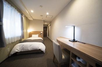 プレミアム シングルルーム 禁煙|15㎡|HOTEL CITY INN WAKAYAMA 和歌山駅前