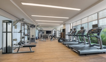 SOMERSET ALABANG MANILA Fitness Facility