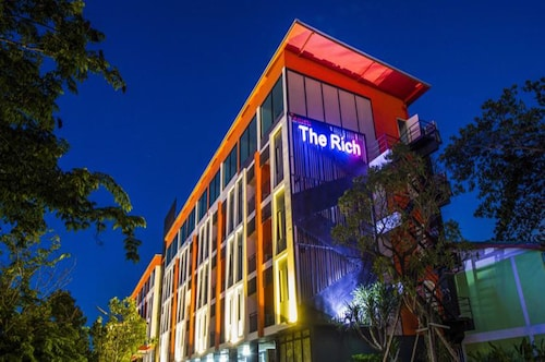 The Rich Hotel Ubonrachatani, Muang Ubon Ratchatani