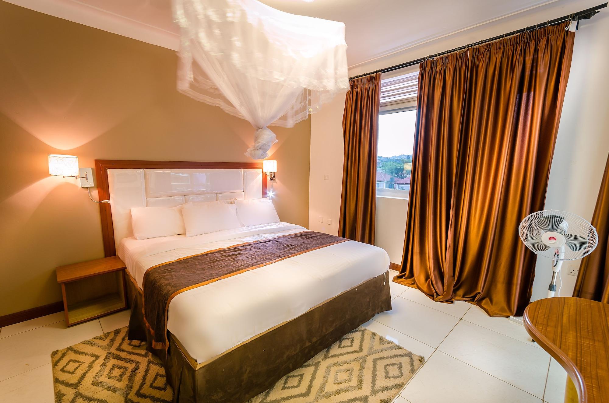 Space Hotel Apartments & Spa, Kampala
