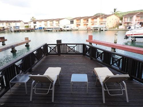 Villa 230F at Jolly Harbour,