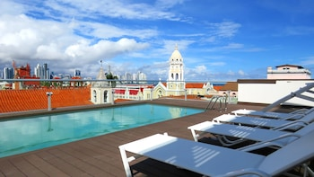 Central Hotel Panama - Rooftop Pool  - #0