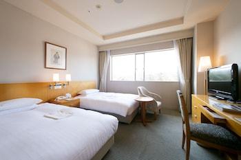 ツインルーム|23㎡|KKR ホテル金沢