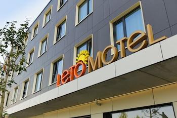 LetoMotel München City Nord - Hotel Entrance  - #0