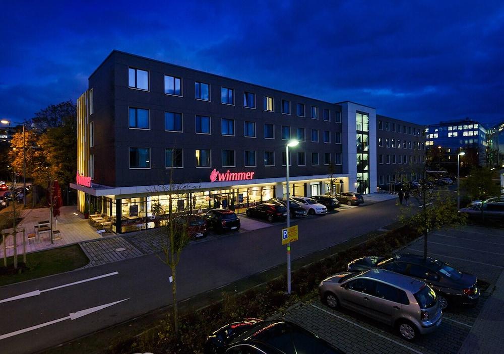 Hotel LetoMotel München City Nord