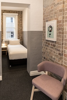 Ultimo Single Room (Single Bed Only)